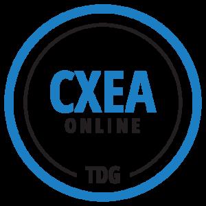 CXEA Online Badge