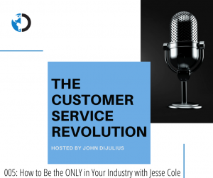 005: How to Be the ONLY in Your Industry with Jesse Cole
