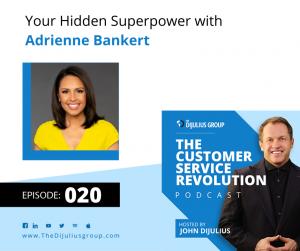 020: Your Hidden Superpower with Adrienne Bankert