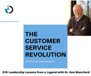 019: Leadership Lessons from a Legend!