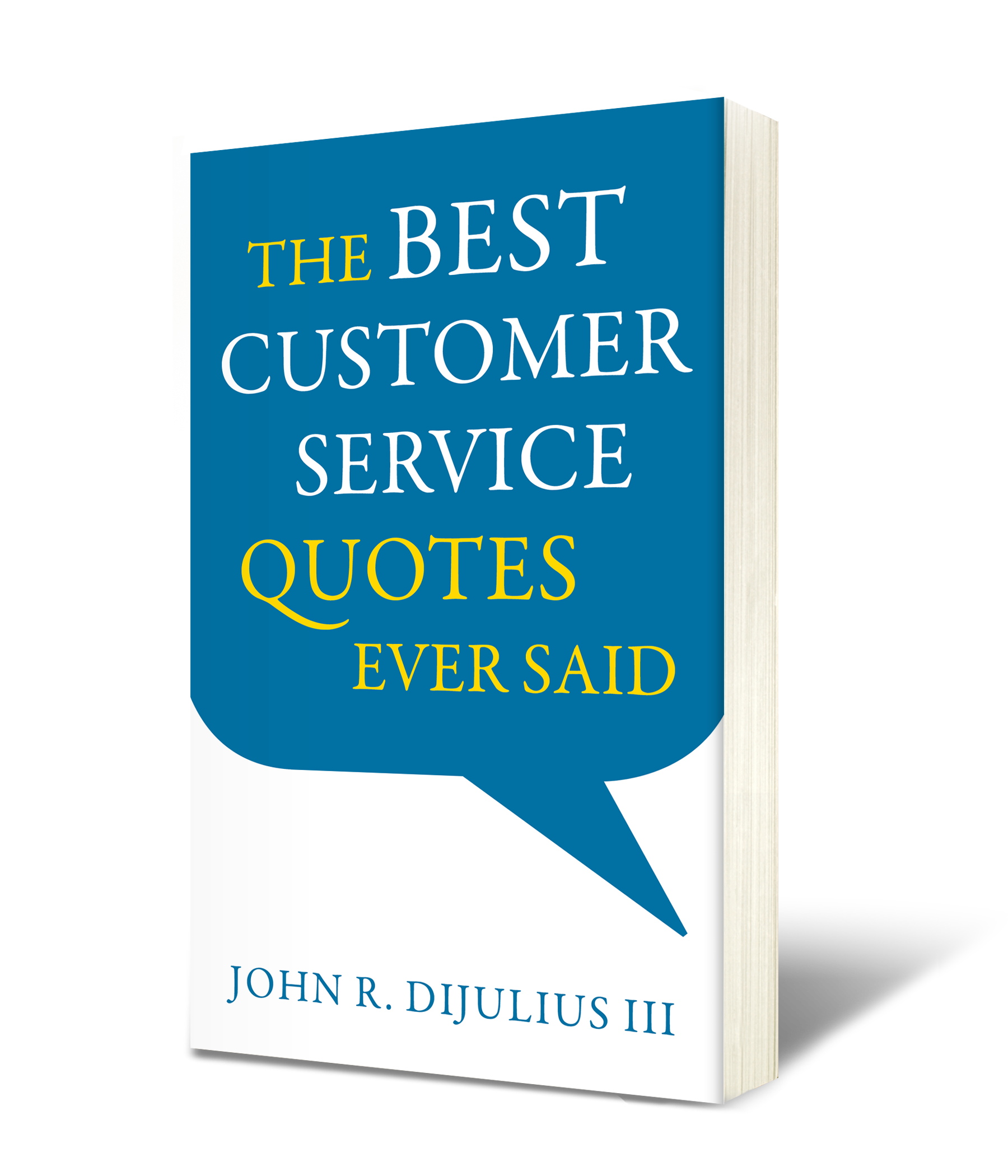 The Best Customer Service Quotes Ever Said The Dijulius Group