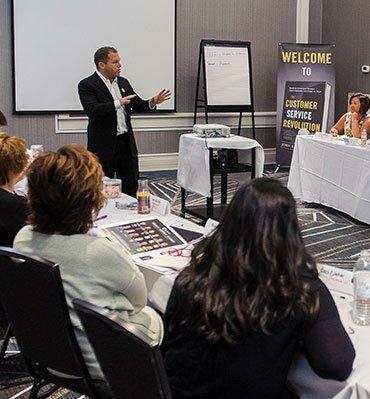 John DiJulius Speaking at the Customer Experience Executive Academy
