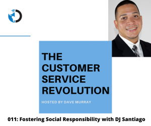 011: Fostering Social Responsibility with DJ Santiago