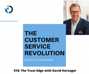 018: The Trust Edge with David Horsager