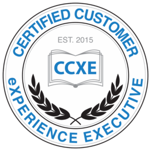 Certified Customer eXperience Executive