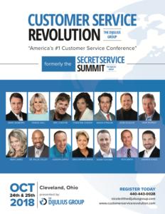 Customer Service Revolution 2018