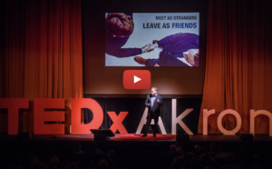 John DiJulius speaks at TEDx Akron