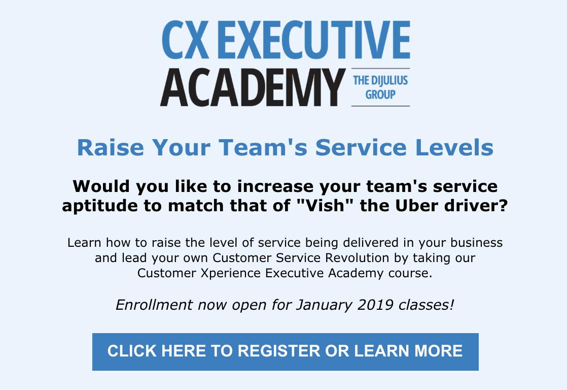 Raise Your Service Levels