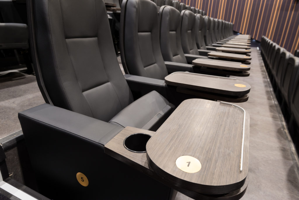 Luxury Theatre Seating