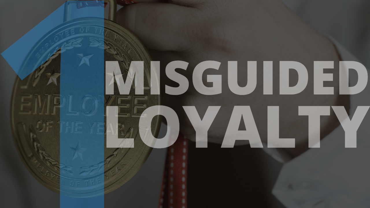 Direct Opinions - 1. Misguided Loyalty
