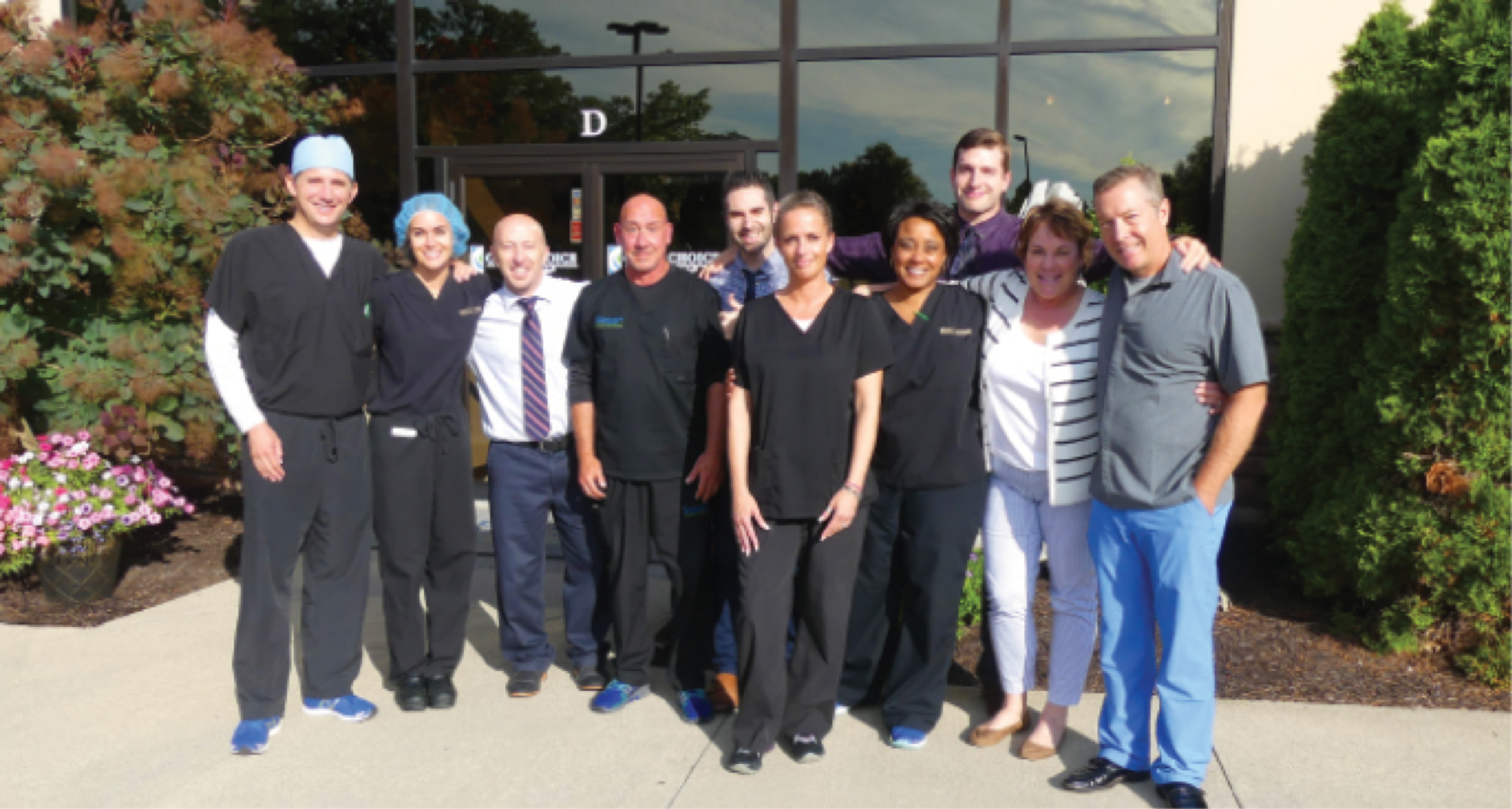 Clear Choice Custom Lasik Center Employees