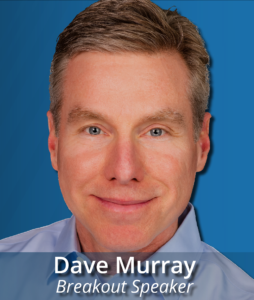 Dave Murray, Breakout Speaker at the 2018 Customer Service Revolution