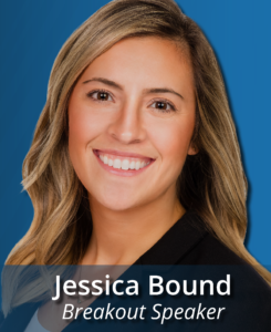 Jess Bound, Breakout Speaker at the 2018 Customer Service Revolution Conference in Cleveland, Ohio