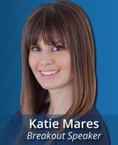 Katie Mares, Breakout Speaker at the 2018 Customer Service Revolution Conference