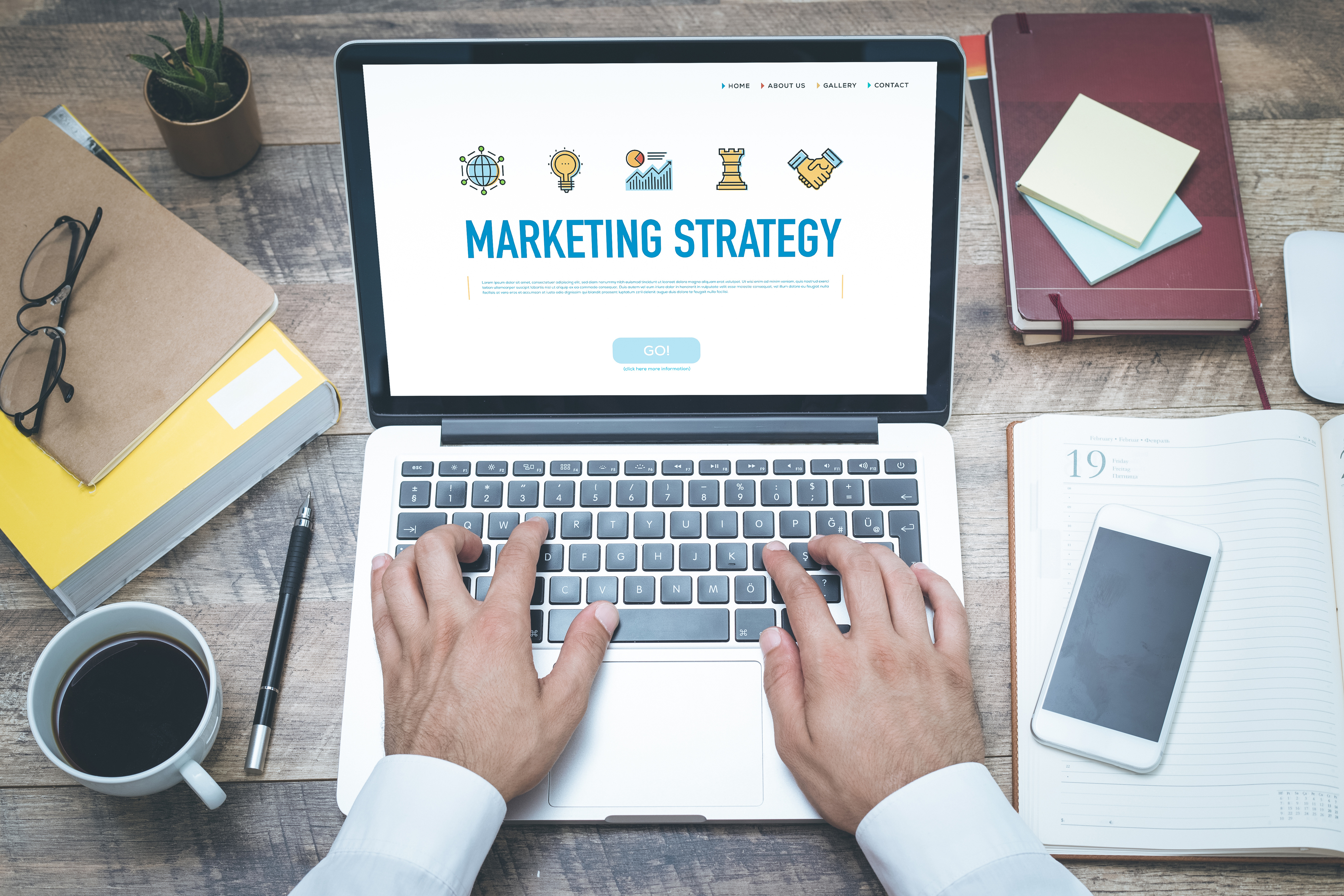 Marketing Strategy and Customer Experience Marketing
