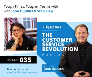 035: Tough Times: Tougher Teams