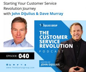 040: Starting Your Customer Service Revolution Journey