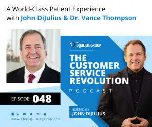 048: A World-Class Patient Experience