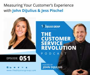 Episode 051: Measuring Your Customer's Experience