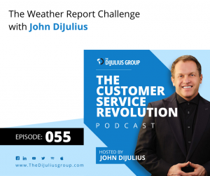 055: The Weather Report Challenge